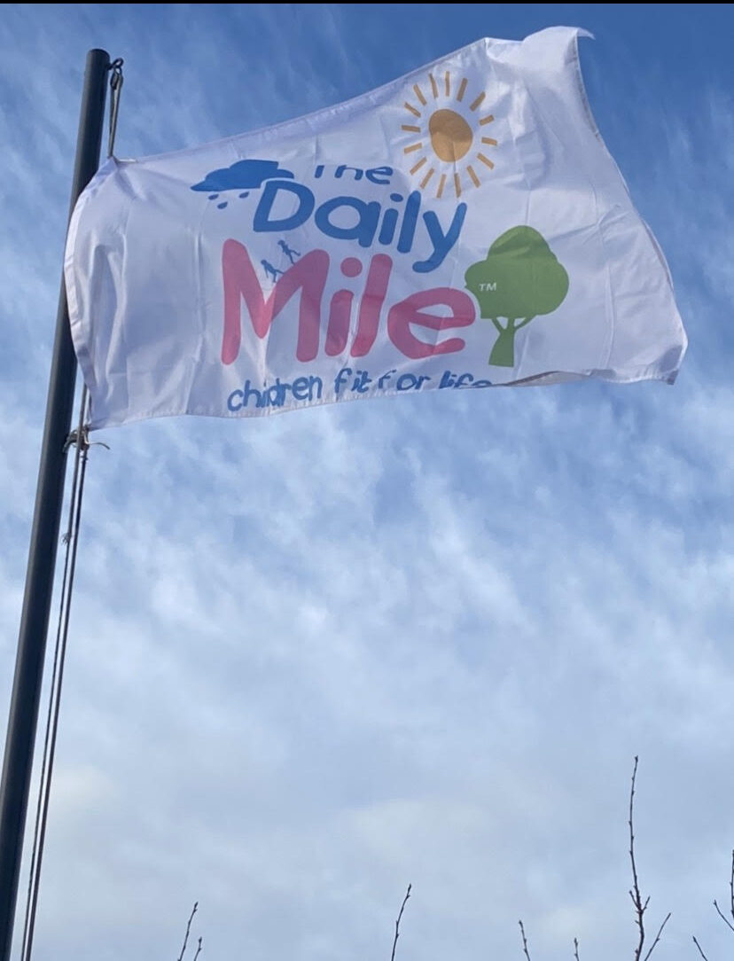 Daily Mile flag